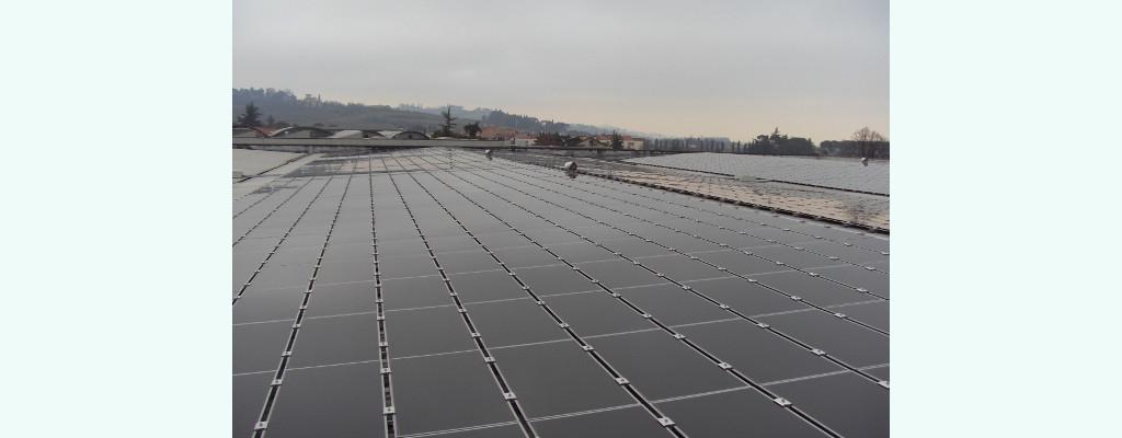 azienda ortofrutticola fotovoltaico