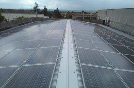Impianto fotovoltaico azienda SOM