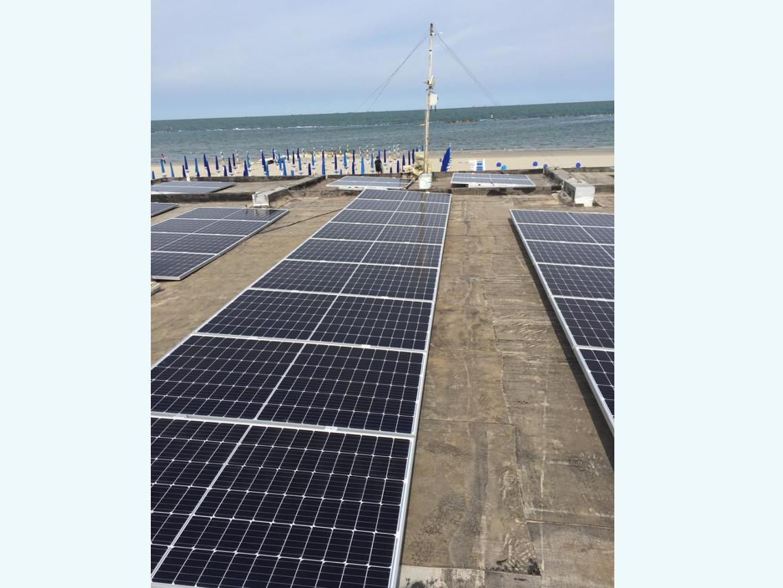 Impianto Fotovoltaico Punta Marina